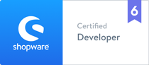 shopware 6 - certified developer